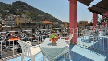 Hoteles en Costa Amalfitana